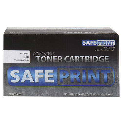 SAFEPRINT kompatibilní toner Brother TN-4100 | Black | 7500s