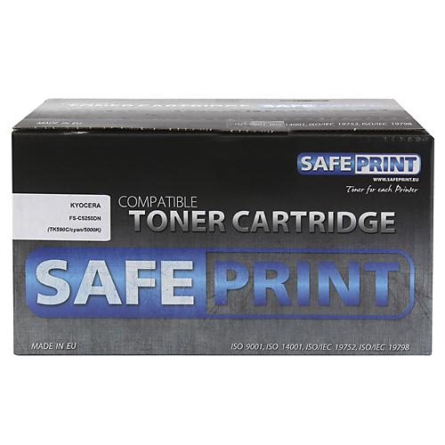 SAFEPRINT kompatibilní toner Kyocera TK-590C | 1T02KVCNL0 |