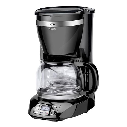 Kávovar ETA Inesto 3174 90000 digitální, černý, 900W, 1.5l,
