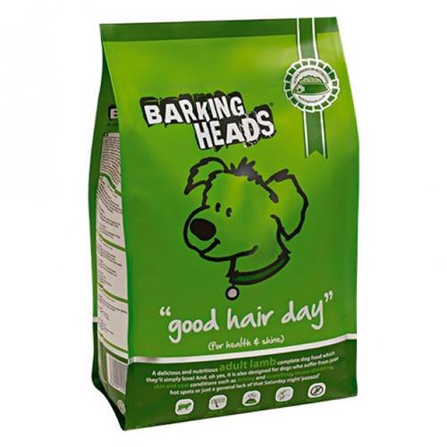 Granule Barking Heads Bad Hair Day 12 kg