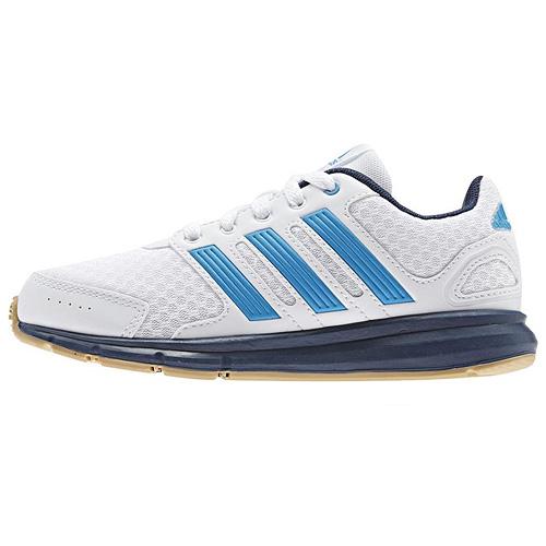 Adidas lk sport K SHOES - LOW (NON FOOTBALL) | CWHITE/SOLBLU/RICBLU | 4