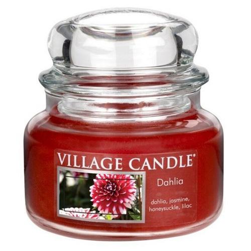 Svíčka ve skleněné dóze Village Candle Dahlia, 312 g