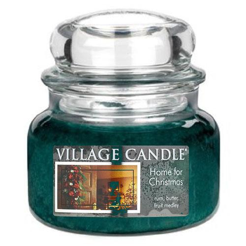 Svíčka ve skleněné dóze Village Candle Kouzlo Vánoc, 312 g