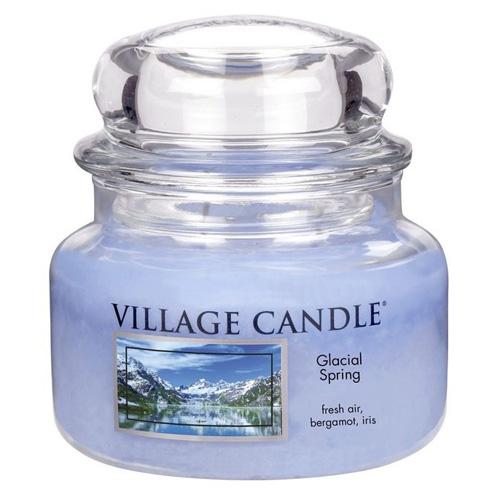 Svíčka ve skleněné dóze Village Candle Ledovcový vánek, 312 g