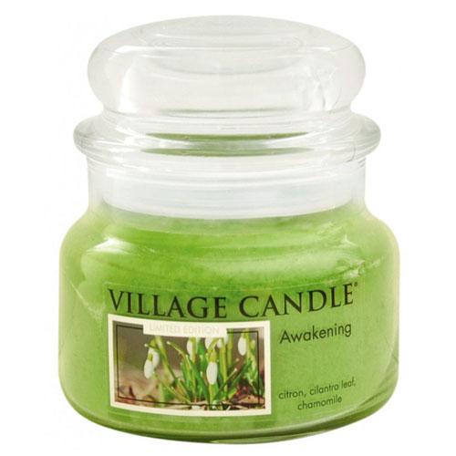 Svíčka ve skleněné dóze Village Candle Jarní probuzení, 312 g