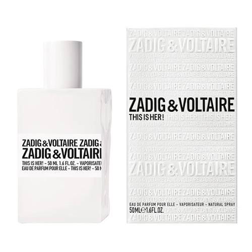 Parfémovaná voda Zadig & Voltaire This is Her!, 50 ml