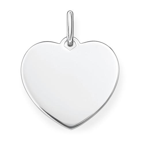 """Přívěsek """"Srdce"""" Thomas Sabo LBPE0017-001-12, Love Bridge, 925 Sterling silver"""