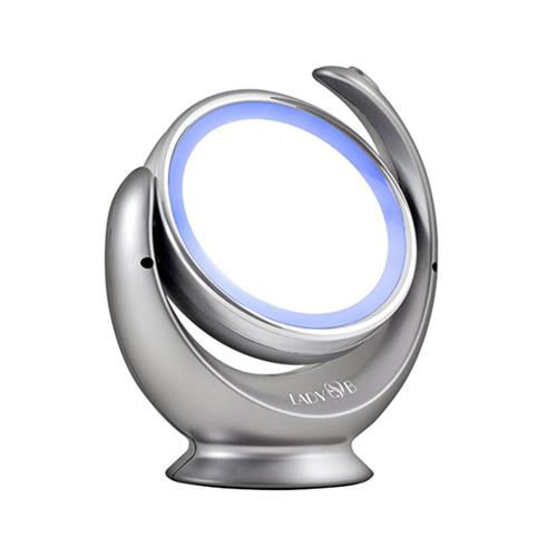 Kosmetické LED zrcátko Beper 40941-N, stolní, oboustranné