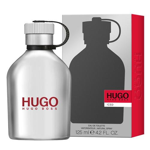 Toaletní voda Hugo Boss Hugo Iced, 125 ml