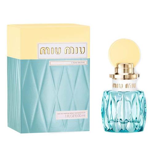 Parfémová voda Miu Miu L`Eau Bleue, 30 ml