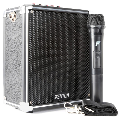 "Fenton ST40, mobilní 6,5"" zvukový systém, BT/MP3/USB/SD/VHF"