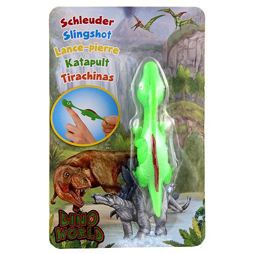 Vystřelovací dinosaurus Dino World ASST Parasaurolophus, zelený