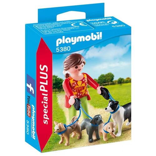Venčitelka psů Playmobil Život ve městě, 12 dílků