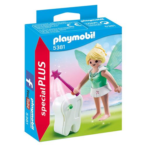 Zoubková víla Playmobil Víly a jednorožci, 10 dílků