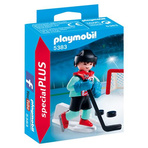 Trénink ledního hokeje Playmobil Sport a akce, 12 dílků