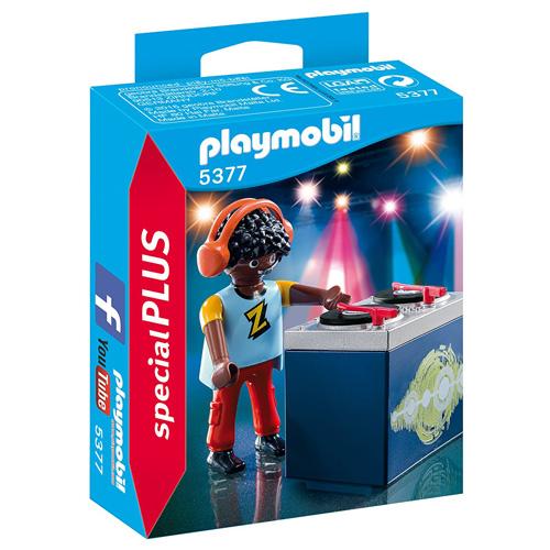 """DJ """"Z"""" Playmobil Život ve městě, 8 dílků"""