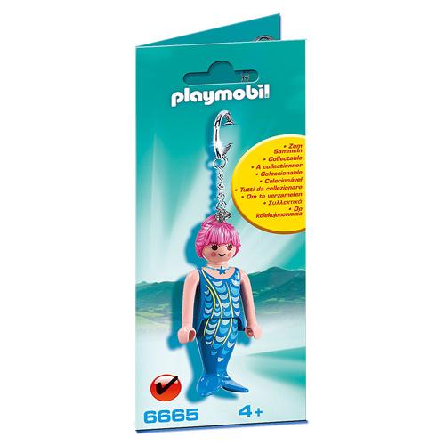 Přívěsek na klíče Playmobil Mořská panna