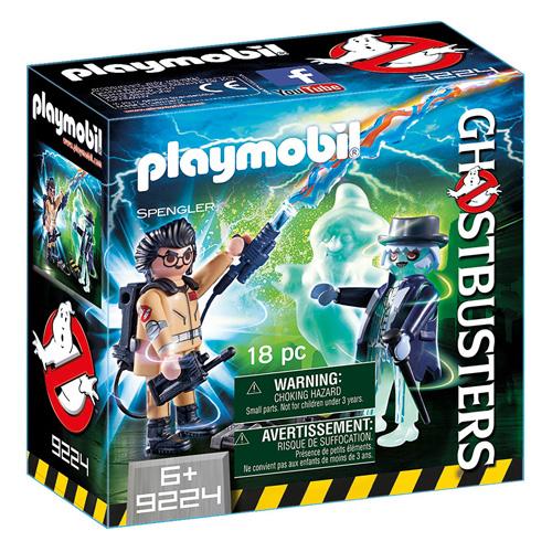 Doktor Spengler a duch Playmobil Krotitelé duchů, 20 dílků