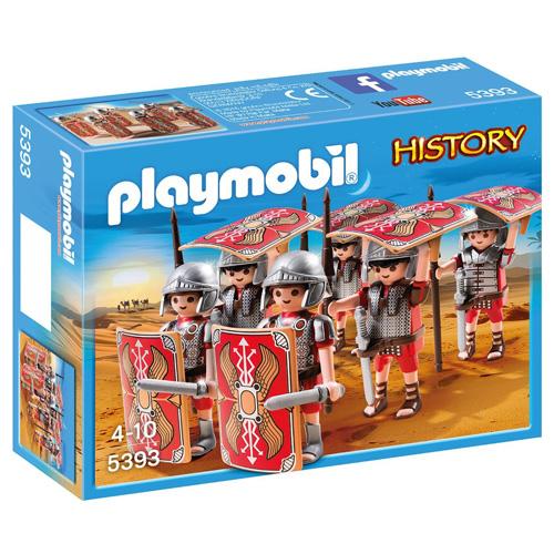 Římští legionáři Playmobil Římané a Egypťané, 22 dílků