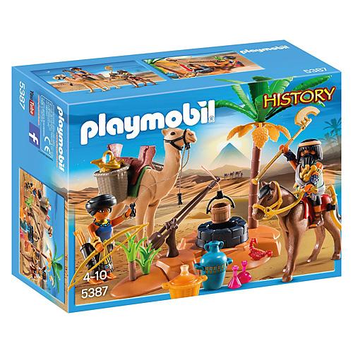 Vykradači hrobů Playmobil Římané a Egypťané, 34 dílků
