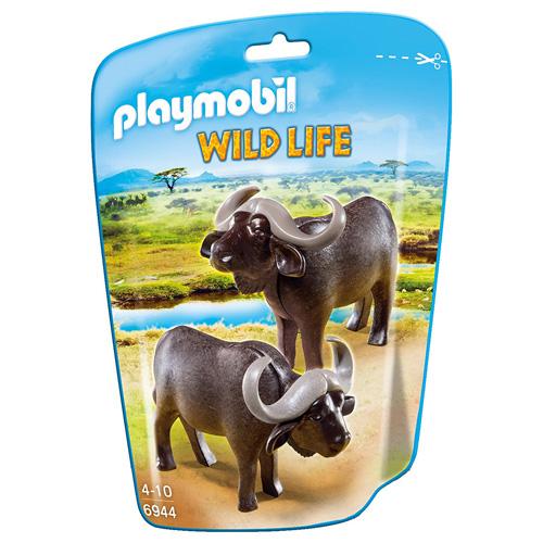 Buvoli Playmobil Safari, 2 figurky