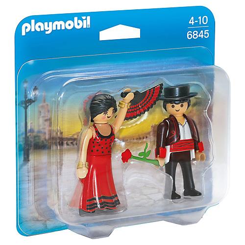 Duo Pack Tanečníci flamenca Playmobil Prázdniny, 11 dílků