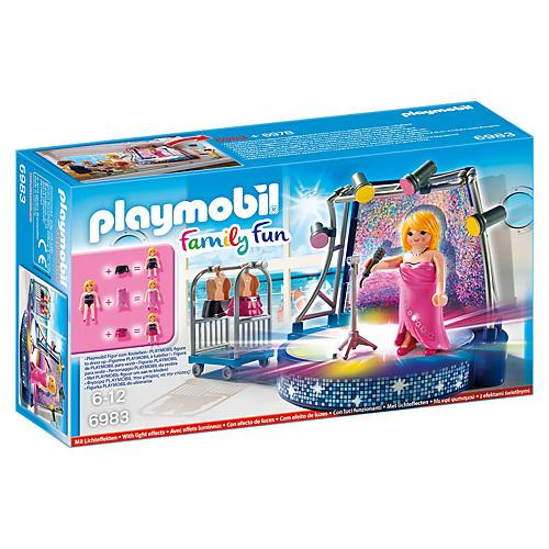 Disco Show Playmobil Prázdniny, 10 dílků