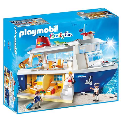 Výletní loď Playmobil Prázdniny, 146 dílků