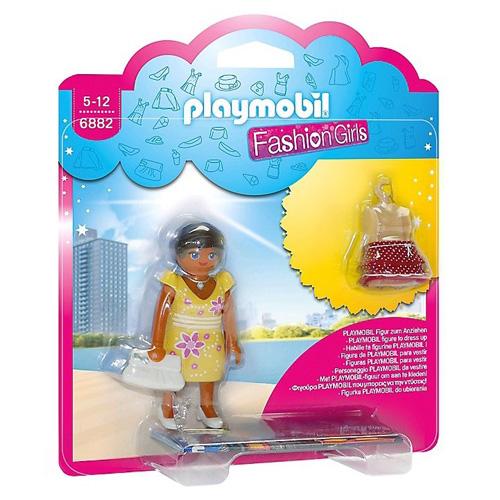 Dívka v letních šatech Playmobil Módní přehlídka, 8 dílků