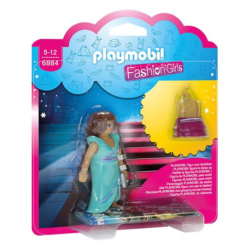 Dívka ve večerních šatech Playmobil Módní přehlídka, 8 dílků
