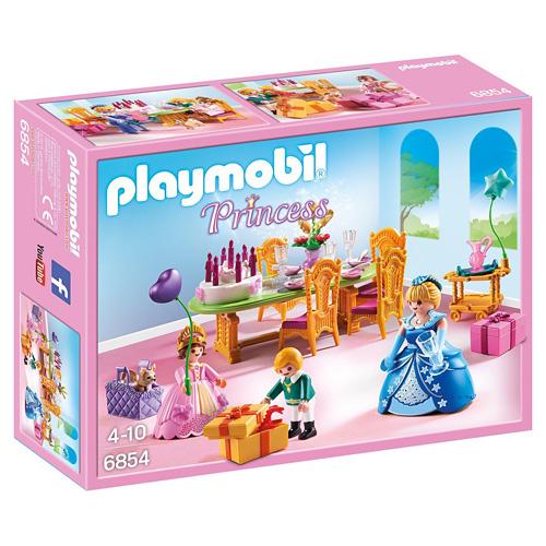 Oslava narozenin Playmobil Zámek, 45 dílků