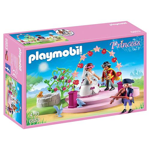 Maškarní bál Playmobil Zámek, 77 dílků