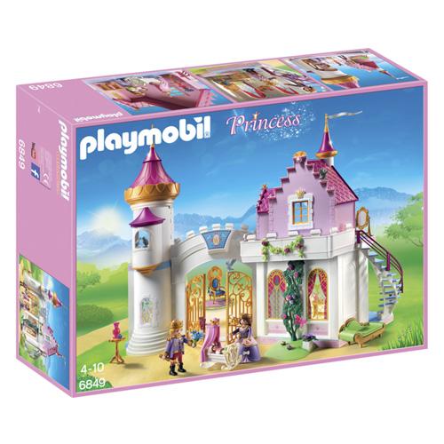 Letohrádek Playmobil Zámek, 50 dílků