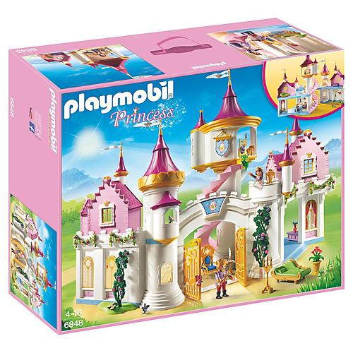 Zámek pro princezny Playmobil Zámek, 475 dílků