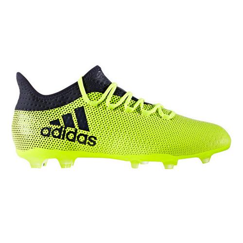 Kopačky Adidas X 17.2 FG | Žlutá | 42