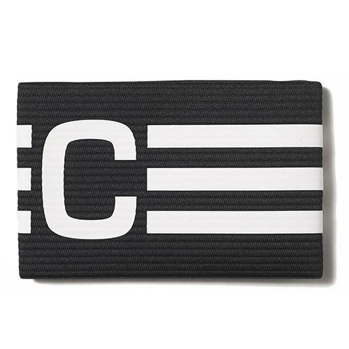 Kapitánská páska Adidas Černá | UNIVERZÁLNÍ | Univerzální