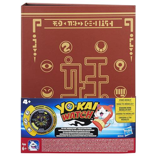 Sběratelské album Hasbro Yo-Kai Watch