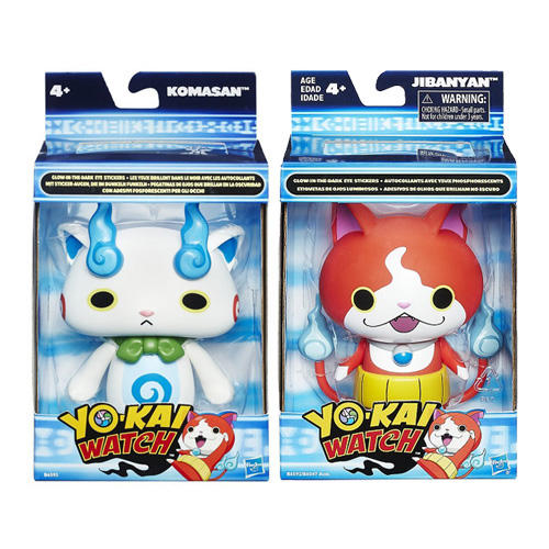 "Hasbro Yo-Kai Watch 5"" Figuren"
