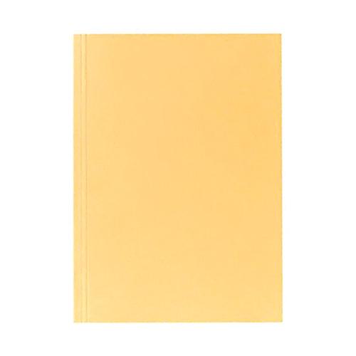 Desky na dokumenty Falken A4, kartonové, žluté