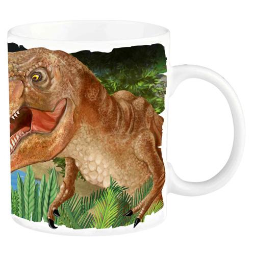 Magický hrneček Dino World Dinosaurus, 300 ml