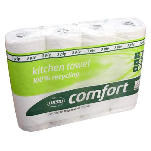 Küro Wepa Comfort 3 Lagig