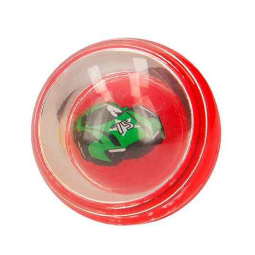 Hopík Monster Cars ASST Červený, se zvukovým a světelným efektem, 5 cm