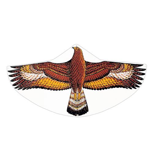 Létající drak Günther s motivem orla, 122 x 68 cm