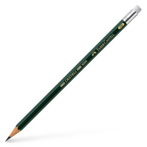 Faber-Castell Bleistift 9000 HB mit