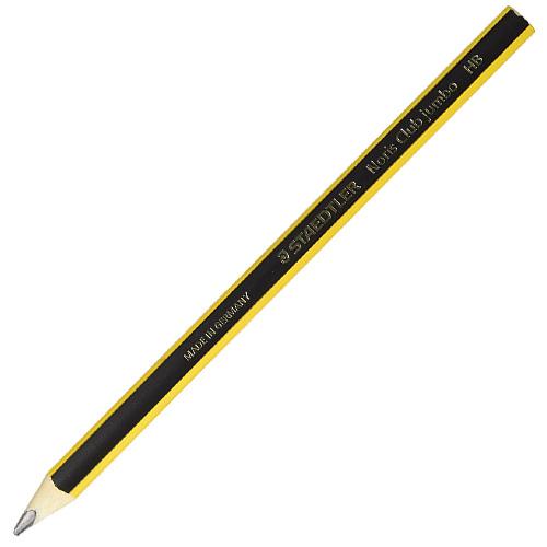 Grafitová tužka Staedtler Noris Club Jumbo, HB, trojhranná