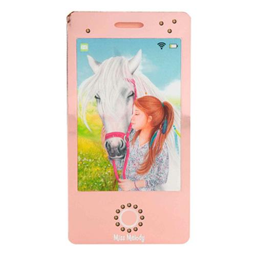 Zápisník Miss Melody ASST Růžový