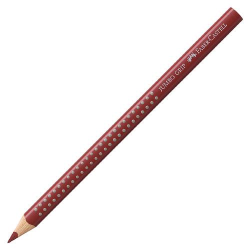 Pastelka Faber-Castell JUMBO GRIP, indická červená