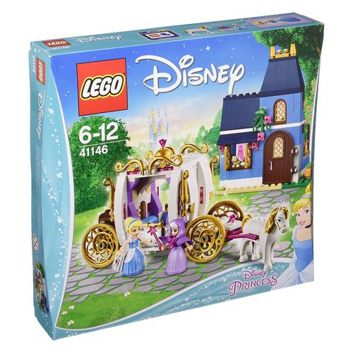 Stavebnice LEGO Disney Princess Popelčin kouzelný večer, 350 dílků