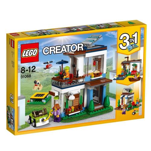 Stavebnice LEGO Creator Moderní bydlení, 386 dílků