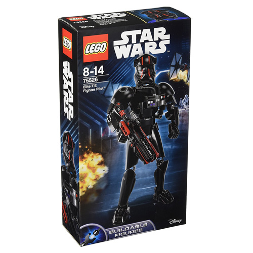 Stavebnice LEGO Star Wars Elitní pilot stíhačky TIE™, 94 dílků